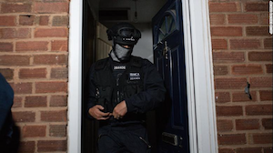 Hundreds arrested after police infiltrate secret criminal phone network