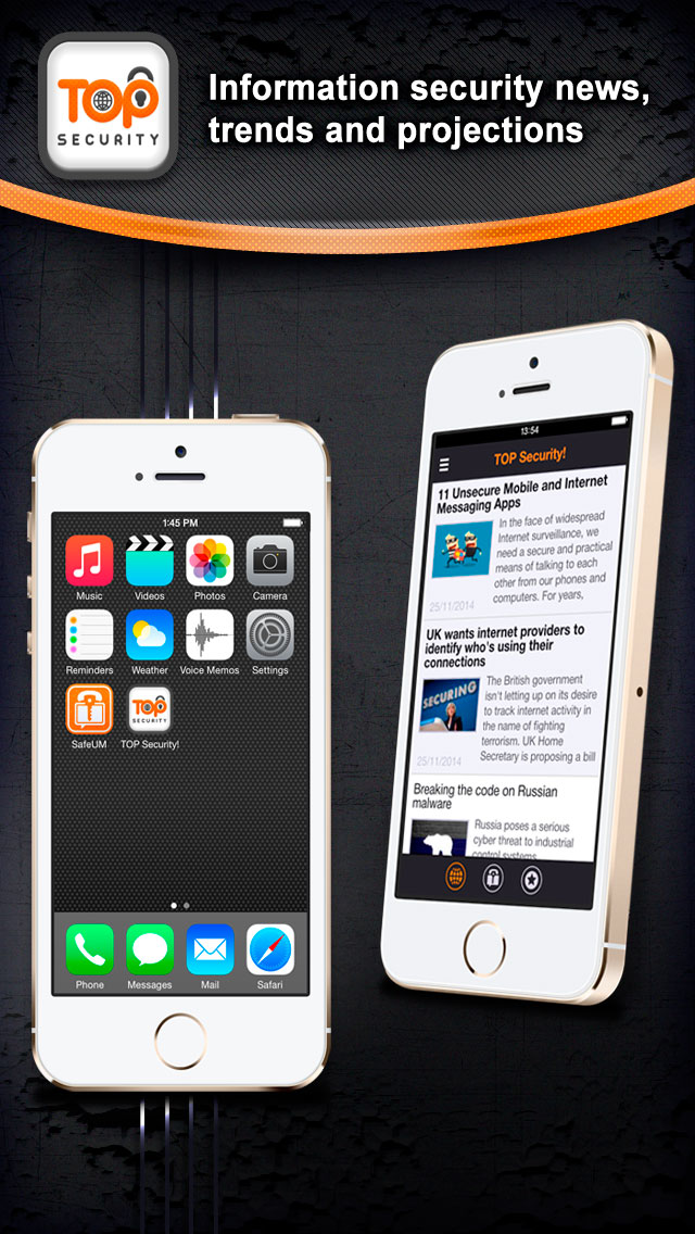 SafeUM Blog - New TOP Security! app is on the App Store