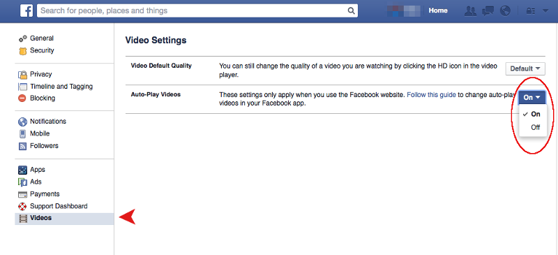 SafeUM Blog - 5 Facebook settings to change now